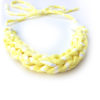 Necklace-Yellow